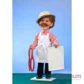 automate boucher et saucisses automate decoration noe603 b