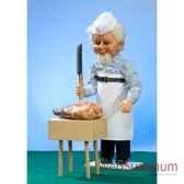 automate boucher et planche a decouper automate decoration noe615 b