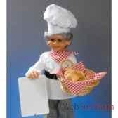 automate boulanger avec tableau et panier automate decoration noe757 b