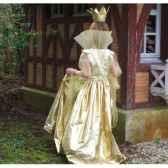 costume robe de soleipeau d ane 8 ans complete