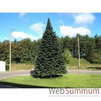 Sapin de noël géant professionnel pin vert de 7m à 8m