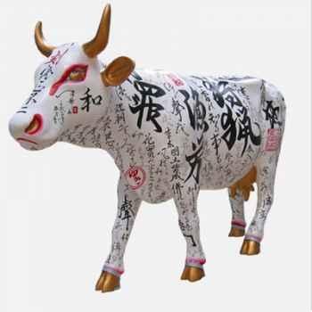 Cow Parade -London 2002, Artiste Yukki Yaura -Horns in the Sky-47327