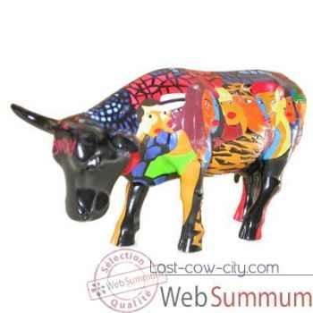 Cow Parade -Irland 2003, Artiste Terry Bradley - Bradley-46105