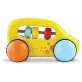 voiture boulier jaune vilac 2304y