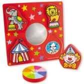 encastrement cirque avec miroir vilac 2505