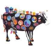 cow parade kansas city 2001 artiste meredith mc cord the moo potter 46368