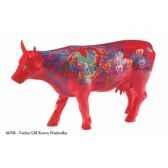 vache grand modele krava warholka gm cowparade 46704