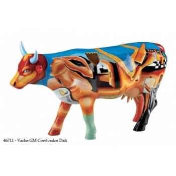 Vache grand modèle cowlvador dali gm CowParade 46711