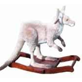 bascule peluche kangourou anima 4268