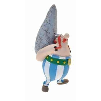 Figurine obelix menhir  Plastoy 60527
