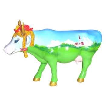 Cow Parade - Milan 2007 - Artiste Selection - Alpenliebe - 47743