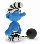 figurine le schtroumpf prisonnier plastoy 00164