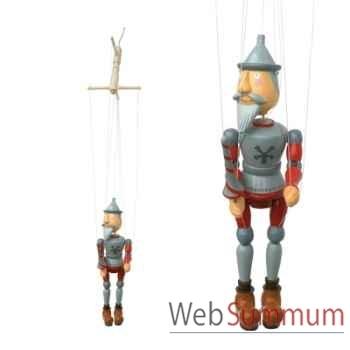Marionnette à fils chevalier anima scéna 22397