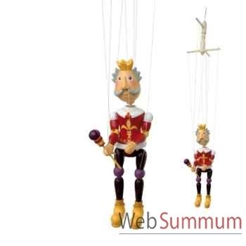 Marionnette à fils roi anima scéna 22441