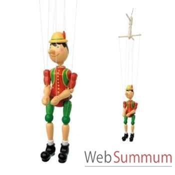 Marionnette à fils pinocchio anima scéna 22434