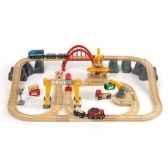 circuit grues et chargements brio 33097