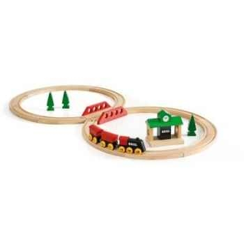 Circuit en 8 tradition BRIO 33028