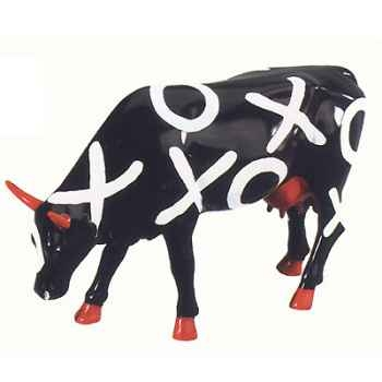 Cow Parade - Hugs & Smooches -20288