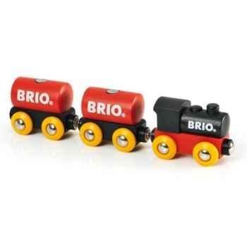 Train tradition 100% bois BRIO 33571