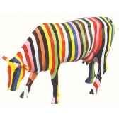 cow parade striped 20286