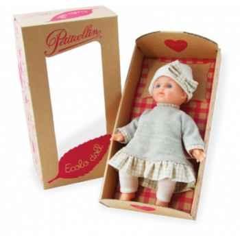 Bébé lea 25cm ecolo doll Petitcollin 632557