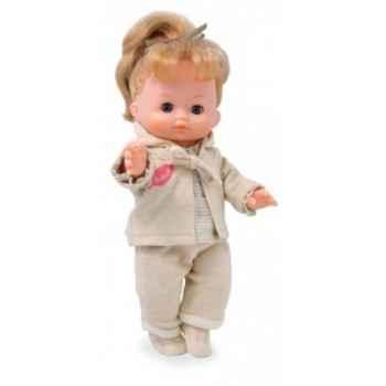 CÂlinette 28cm ecolo doll Petitcollin 712859