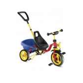 tricycle puky cat1s rouge 2324