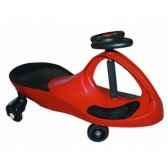 voiture rouge kids car roues silencieuses 40020
