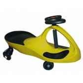 voiture jaune kids car roues silencieuses 40023