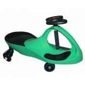 voiture verte kids car roues silencieuses 40021