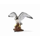 figurine faucon pelerin schleich 14633