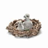 figurine aiglons dans leur nid schleich 14635