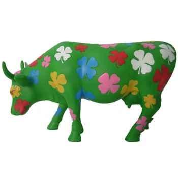 Cow Parade - Milan 2007 - Artiste Elio Fiorucci - Dreaming Clovers - 46531