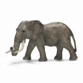 figurine elephant dafrique male schleich 14656