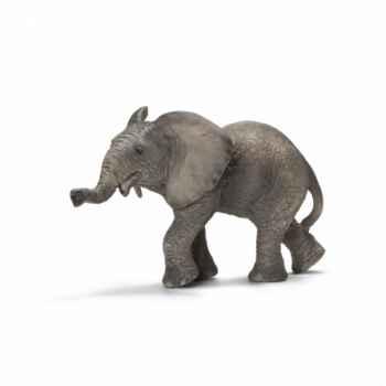 Figurine éléphanteau d\'afrique schleich-14658