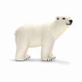 figurine ours polaire schleich 14659