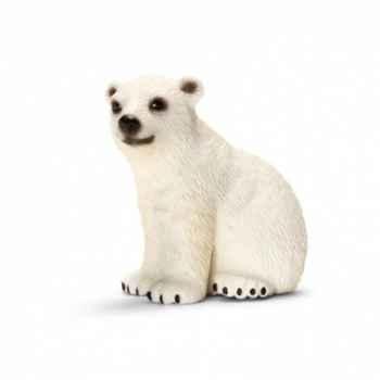 Figurine ourson polaire schleich-14660