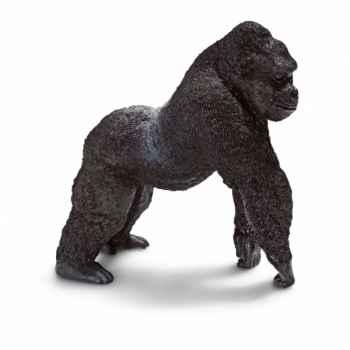 Figurine gorille, mâle schleich-14661