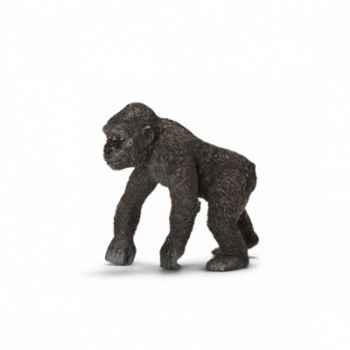Figurine jeune gorille schleich-14663