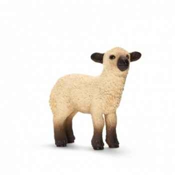 Figurine agneau shropshire schleich-13682
