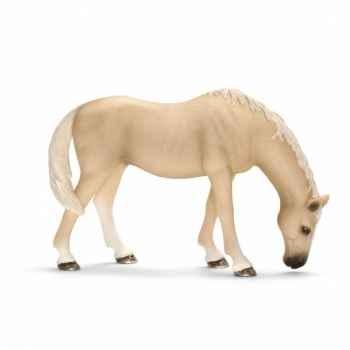 Figurine jument akhal-teke schleich-13701