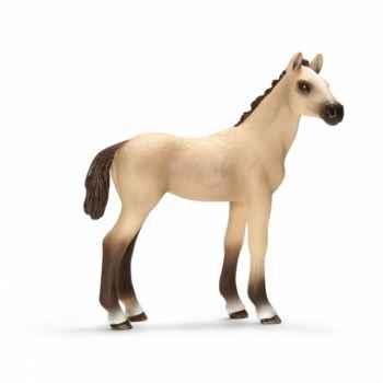 Figurine poulain akhal-teke schleich-13702