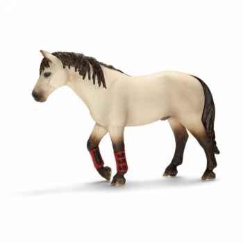 Figurine cheval d\'école schleich-13706