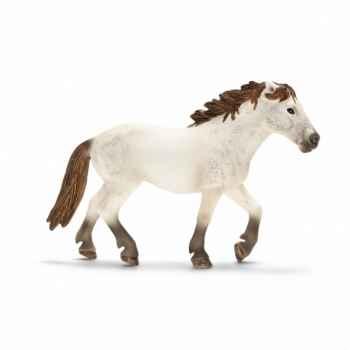 Figurine jument camarguaise schleich-13711