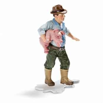 Figurine fermier schleich-13467