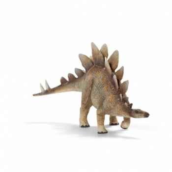 Figurine dinosaure stégosaure schleich-14520