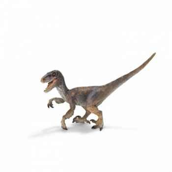 Figurine dinosaure vélociraptor schleich-14524