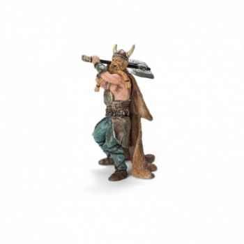 Figurine le viking sauvage schleich-70077