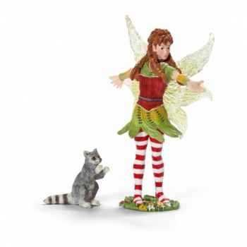 Figurine elfe marween, danse schleich-70453
