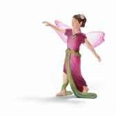 figurine elfe des magnolias femme schleich 70455